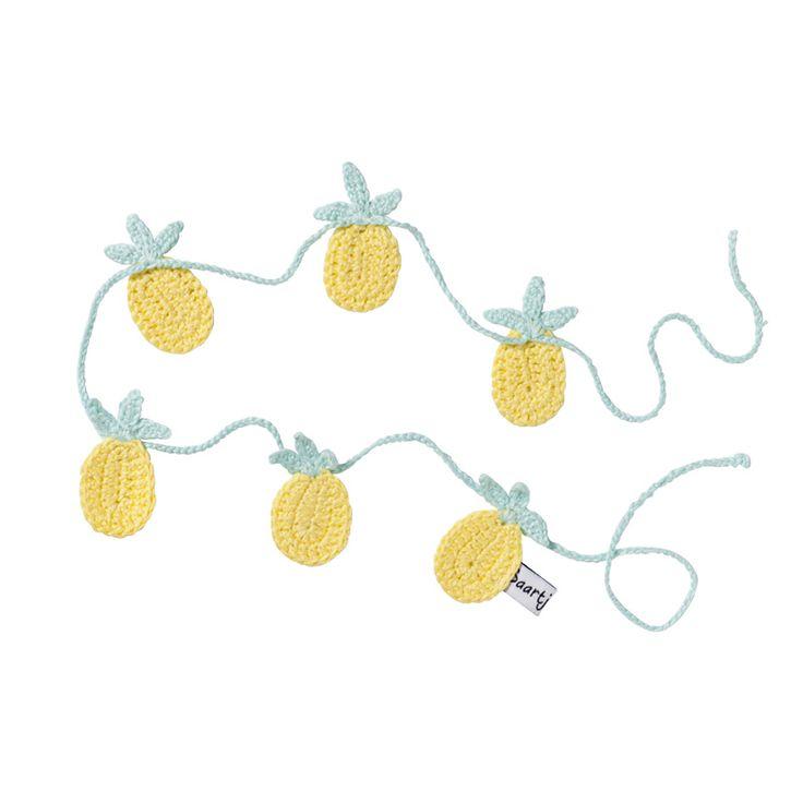 25 beste idee n over ananas decoraties op pinterest tropisch feest decoraties en gele partij - Kinderkamer arrangement ...