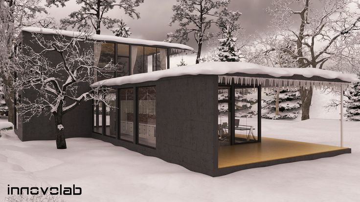 #WinterIsComing #3D #architecture