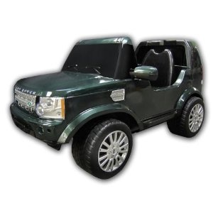 Land Rover Discovery Electric Car Ride On Vehicle.....stop it!