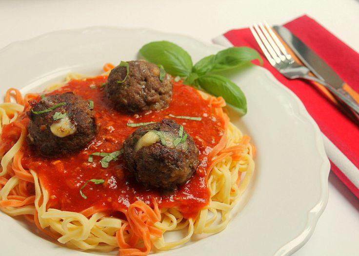 Italian Meatballs in 15 minutes - A true Italian classic!