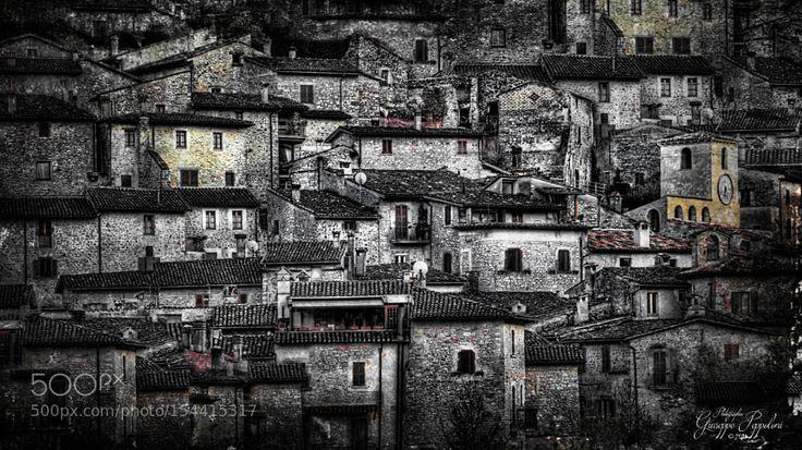 Scheggino (PG) by giuseppepeppoloni. @go4fotos