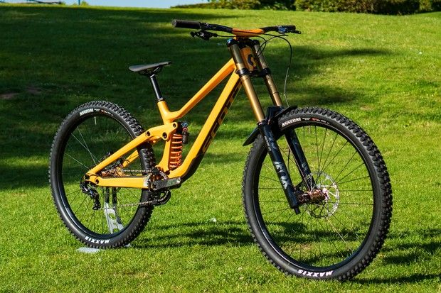Scott S Brand New 2020 Gambler 900 Tuned Hopes To Play Its Cards