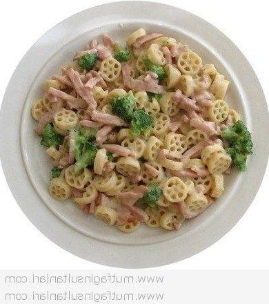 MALZEME LİSTESİ Yarım kilo brokoli 1 paket makarna 1 paket süt kreması 1 parça tavuk göğüs eti Damak tadınıza göre tuz 1 diş sarımsak YAPILIŞI İlk Olarak iyice Brokoliyi bol suyla yıkayıp sapları ve çiçeklerini ayırıyoruz Büyük bir tencereyi suyla doldurup kaynatıyoruz brokolileri Kaynayan suya; brokoli saplarını ekleyip 5 dakika haşlıyoruz Makarnayı tencereye ilave edip 5 dakika haşlıyoruz Brokoli çiçeklerini ekleyip 5 dakika daha haşlamaya devam edip Brokoli ve makarnayı süzüyoruzTavuk ...