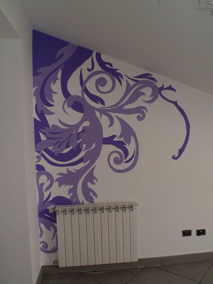 decorazione murale