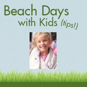 Tips for a Successful Trip to the Beach with Kids