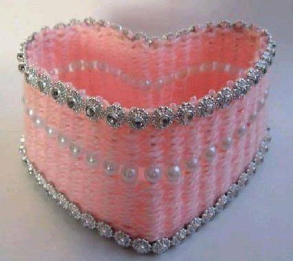 how to make handmade jewellery box at home - Google Search