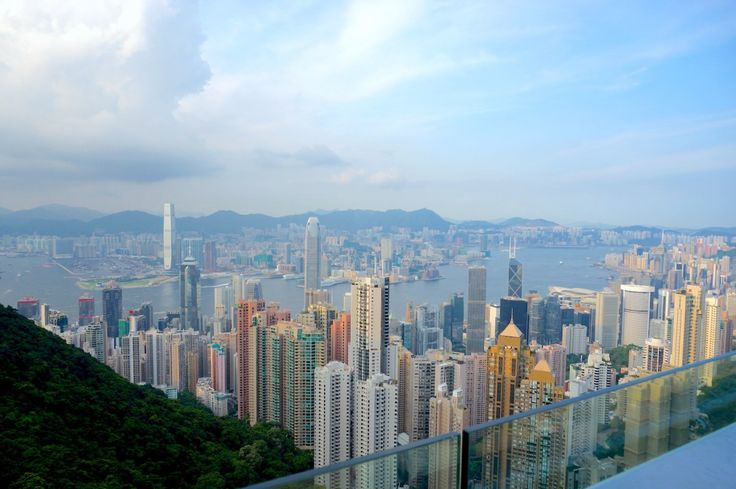Victoria Peak - Hong Kong Series #1