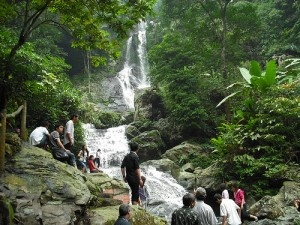 Ba Vi National Park, near Hanoi