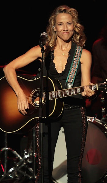 """Sheryl Crow, 50 """"If it makes you happy, it can't be that baaaaaaaaaaaad..."""" We think rocker Sheryl Crow may have had a point as she's still rocking at nearly 51 years of age. Multicitymovies.com"""