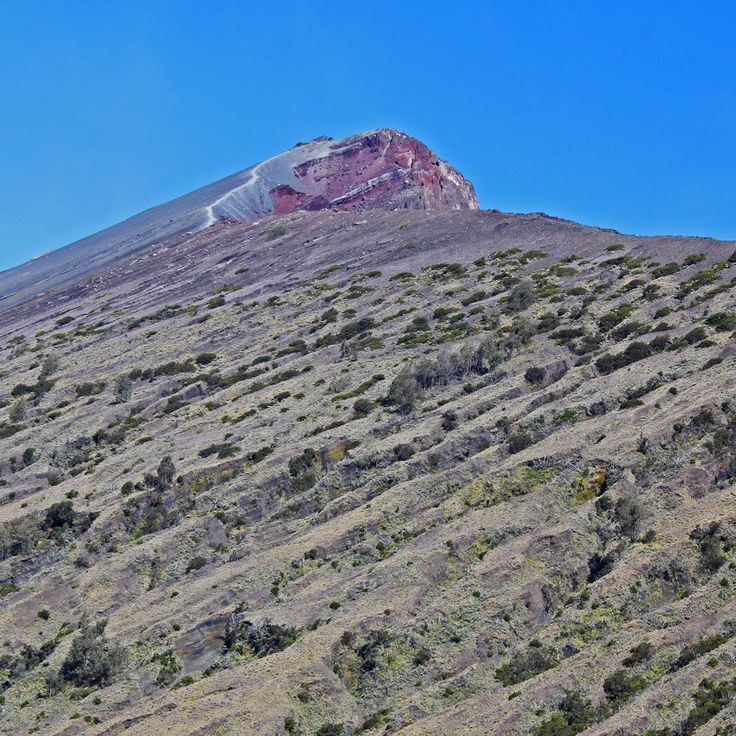 Mount Rinjani's summit Lombok Indonesia #ridge #outdoors #hiking #trekking #rinjani #gunung #gunungrinjani #pendaki #pendakiindonesia #mountains #volcano #valley #nature #naturelovers #lombok #indonesia #wonderfulindonesia