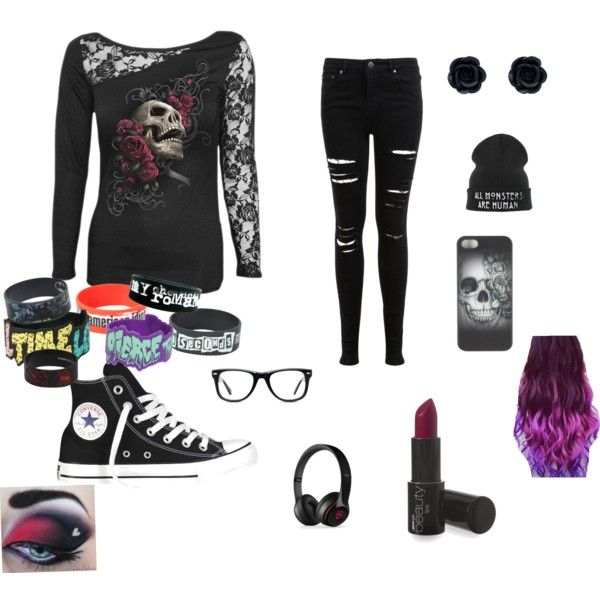 Punk Rock Outfit