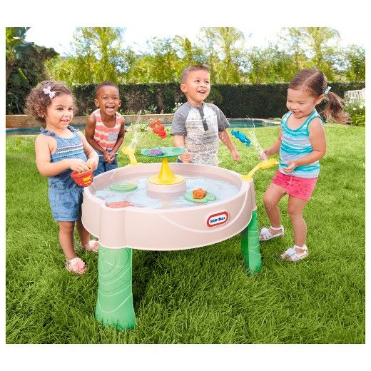 Little Tikes Frog Pond Water Table : Target