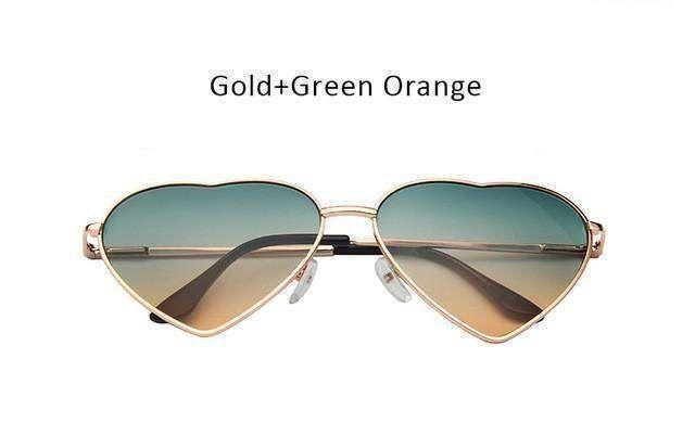 I Heart The Ocean Sunglasses