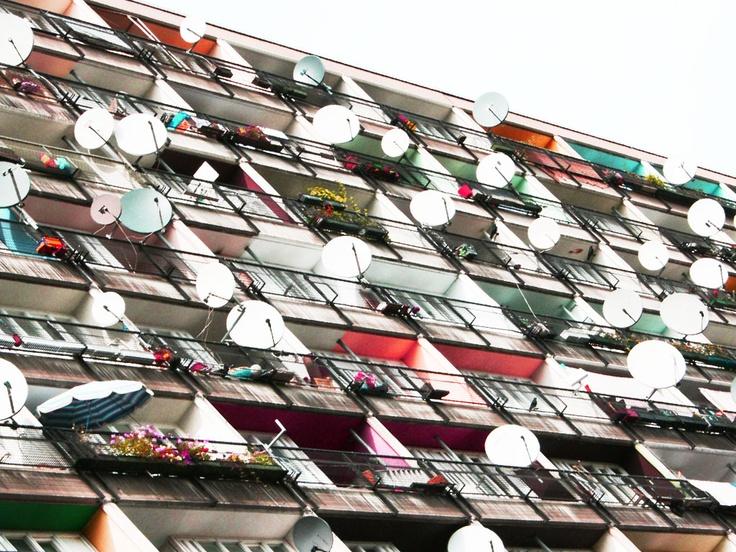 Hochhaus Berlin Schöneberg