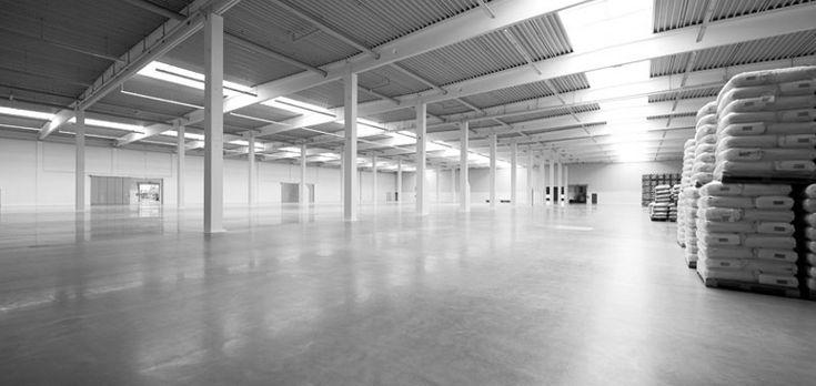 griphon: Упрочненные бетонные полы: кладовые должны быть на...