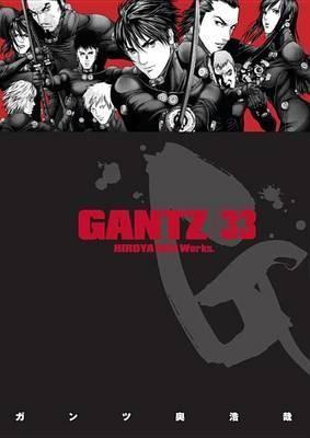 Gantz Volume 33 By Hiroya Oku, 9781616554293., Graphic Novels