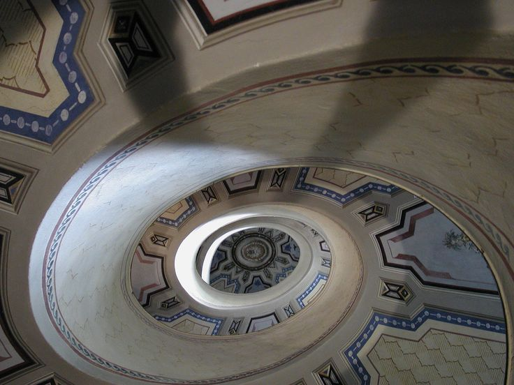 Vignola scale 1 - Jacopo Barozzi da Vignola