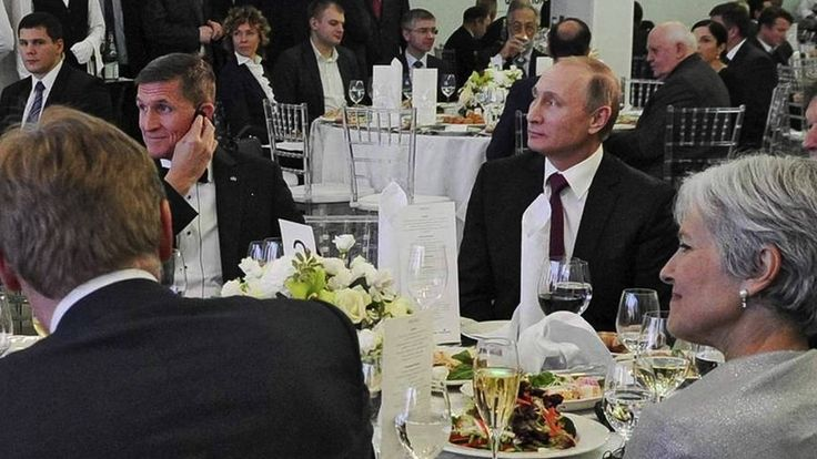 Former Green Party presidential candidate Dr. Jill Stein assesses the Trump administration's first six months and responds to questions about an infamous photo that showed her sitting at the same table as Trump's former National Security Adviser Michael Flynn and Russian President Vladimir Putin at a dinner in Moscow in 2015.