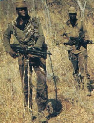 Comrads from the past. RHODESIA.