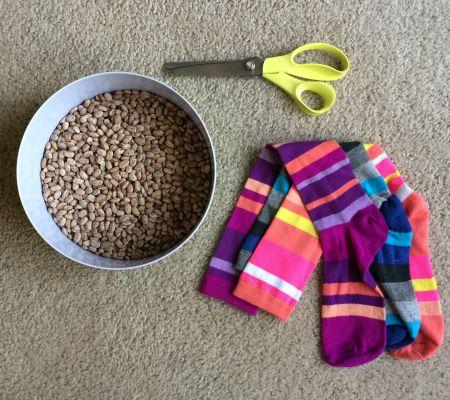 sock bean bags