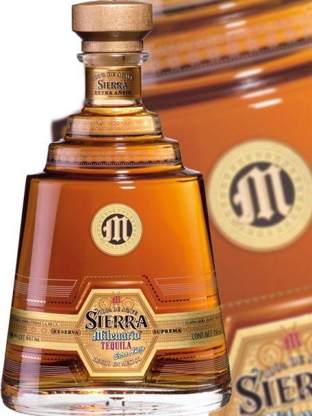 Sierra Milenario Tequila Extra Anejo