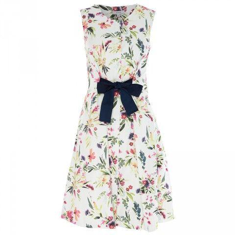 Poetry Nerina Artist Floral Dress