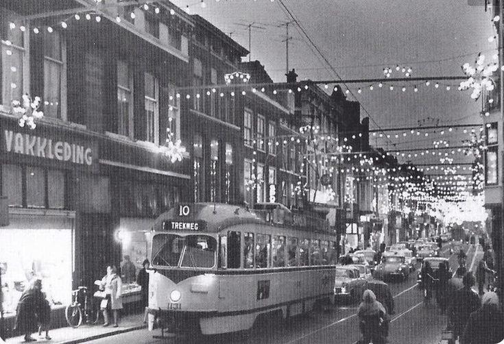 Boekhorststraat Den Haag (jaartal: 1960 tot 1970) - Foto's SERC