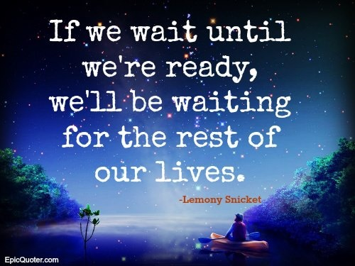 Waiting Lemony Snicket Quotes. QuotesGram