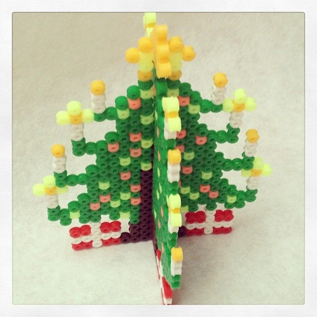 Decorate Christmas Tree With Beads: 30 Best Images About 3D On Pinterest