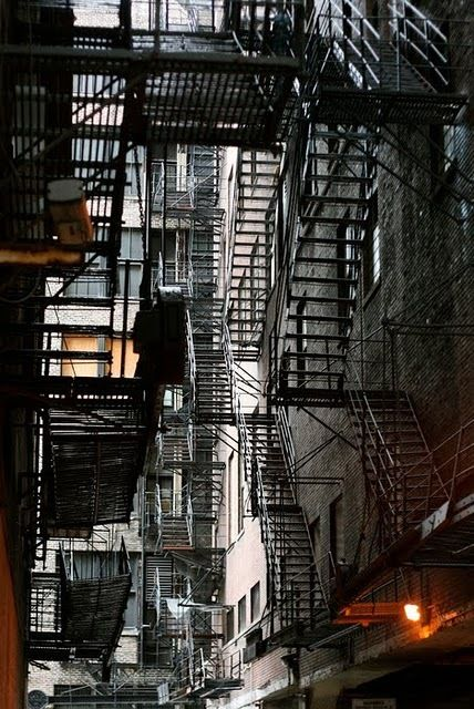 Backstreet City Stairs, Untitled♥♥♥