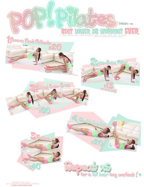 POP! Pilates