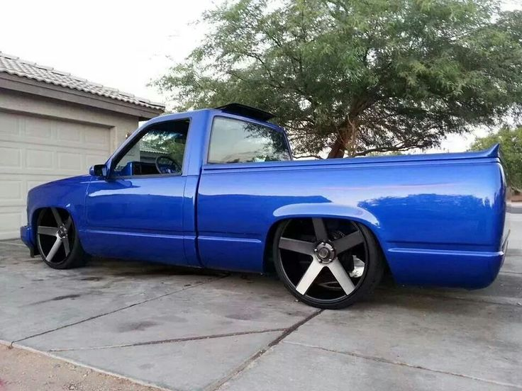 Sweet 94 Chevy truck