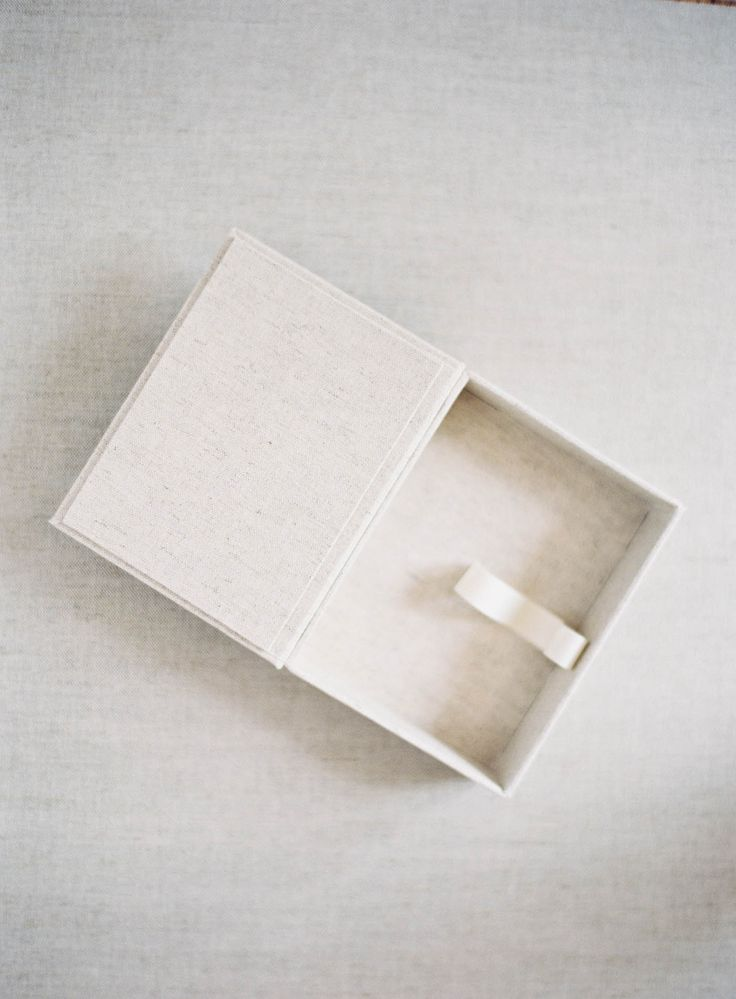 Natural Linen Print Boxes Heirloom Bindery Fine Art Albums