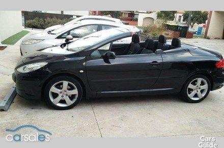 2007 Peugeot 307 CC Dynamic Auto