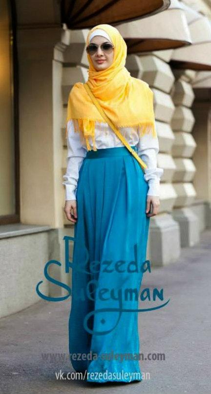 #RezedaSuleyman Summer Collection 2013. #Hijab