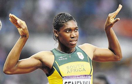 Athlete with No Womb or Ovaries but Internal Testes Will Compete with Women in Rio