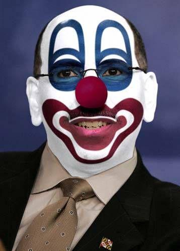 Michael Steele: Republican Clown