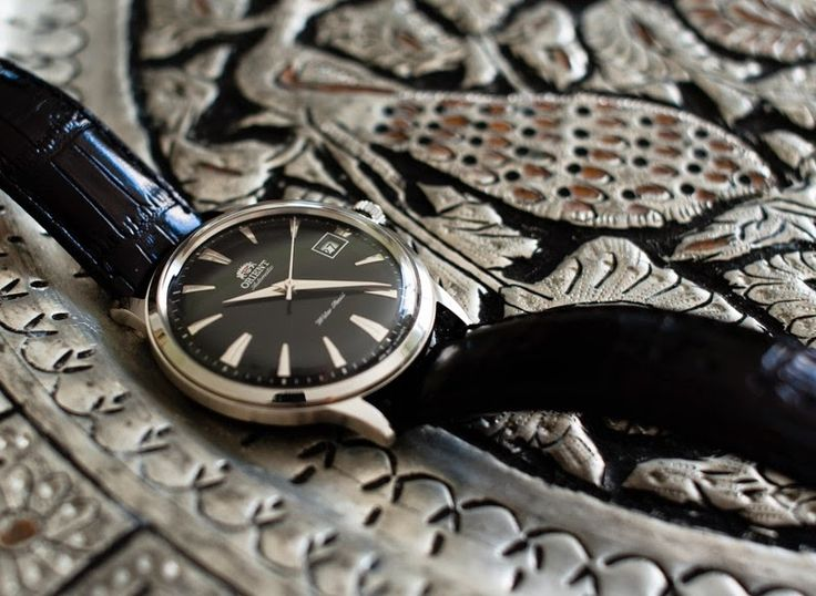 Blog de montres: La montre Orient Bambino, le meilleur rapport qual...