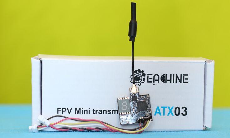 Eachine ATX03 VTX for small FPV quadcopter drones