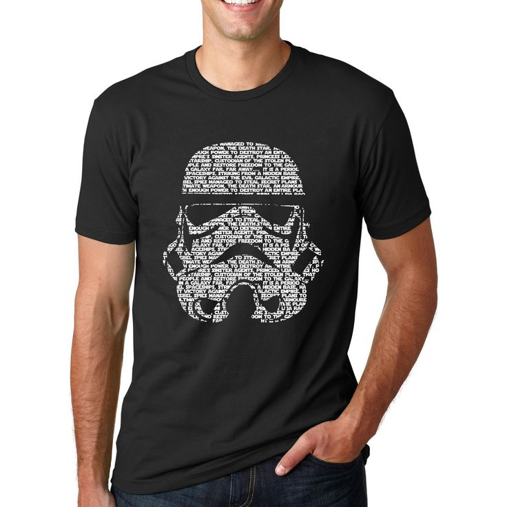 Men's Stormtrooper T-Shirt (13 Colours) //Price: $12.59 & FREE Shipping //     #starwars #starwarsnerd #starwarsgeek #jedicrazy #jedi #theforce #rey