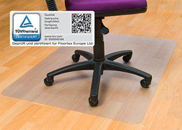 Floortex FREV1215017 Bodenschutzmatte aus phthalatfreiem Vinyl