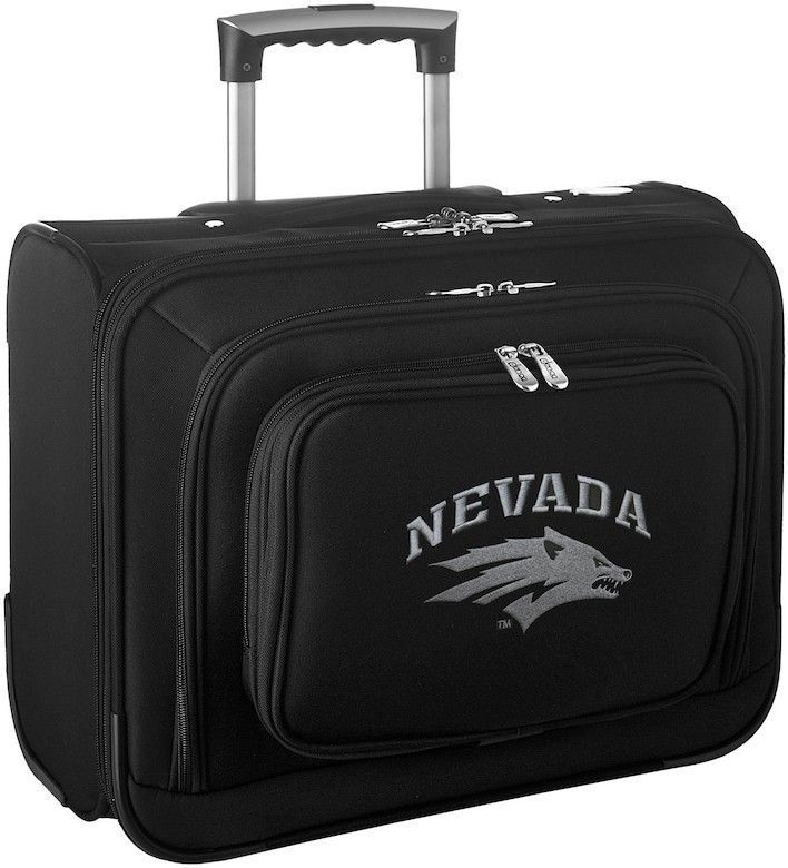Denco Sports Luggage Nevada Wolf Pack 16-in. Laptop Wheeled Business Case