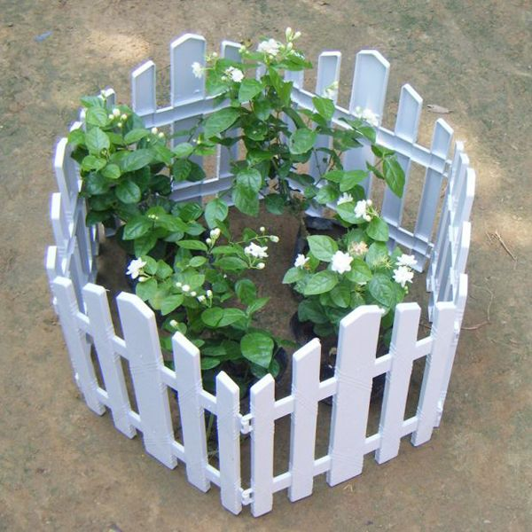 17 Best Ideas About Small Fence On Pinterest Small