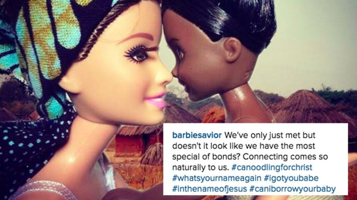 """""""Savior Barbie"""" ingeniously captures the self-centered nature of white voluntourism in Africa"""