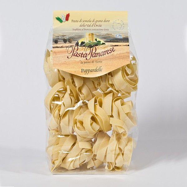 Vendita online | Pappardelle nidi Pasta di semola di grano duro sacchetto da gr.500 Pasta Panarese - Gastronomia - Prodotti Italiani