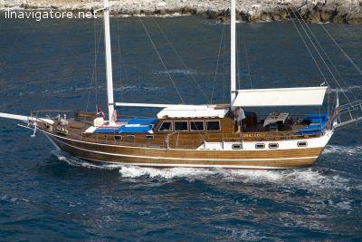 Cabin #charter in #offerta per una #splendida #vacanza in #caicco in #Sardegna #dall'1 al 15 #luglio e dal 2 al ... #annunci #nautica #barche #ilnavigatore