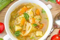 Ak chcete schudnúť táto kapustová polievka vám pri tom pomôže..