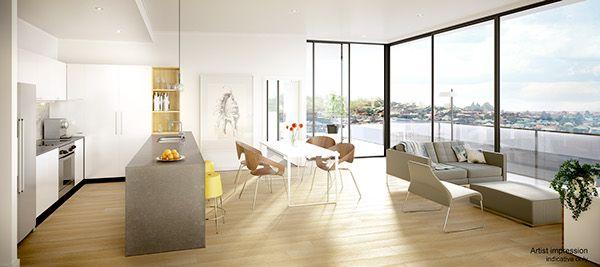 Berwick Apartments on Behance