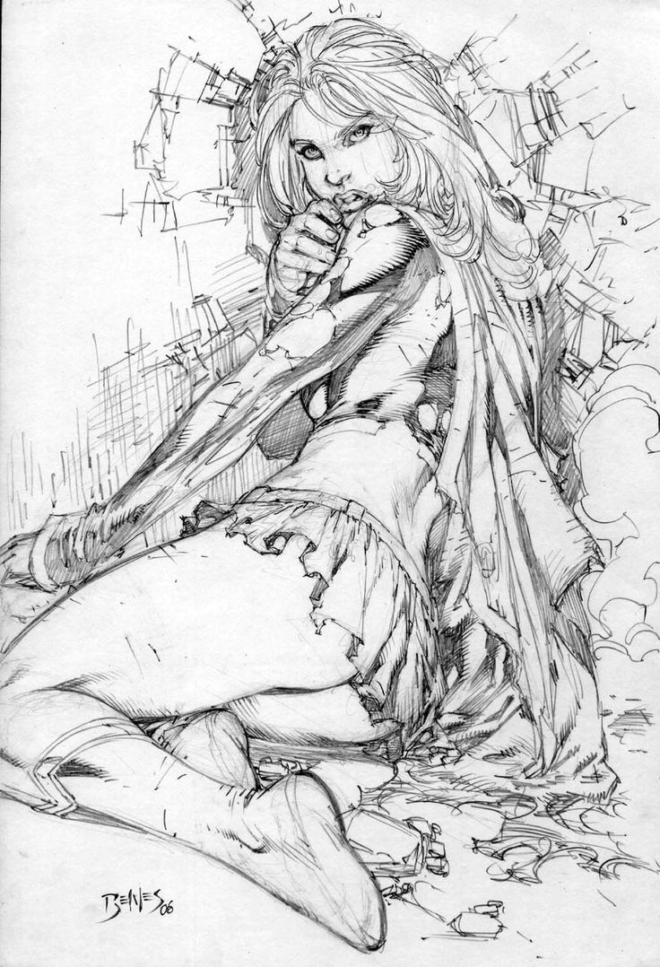 Supergirl by Ed Benes