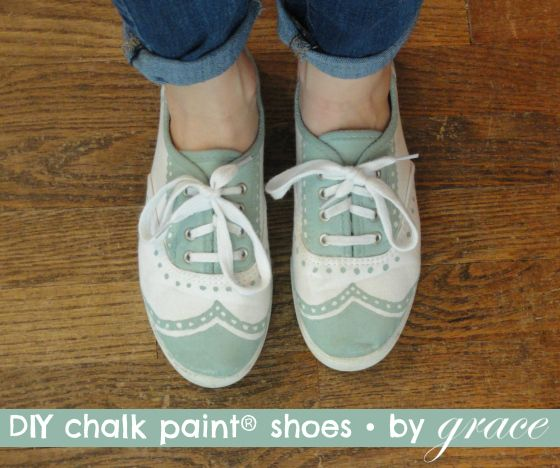 MUST try this. So cute!!! Not sure I can freehand it all, but worth a try. I love these shoes!